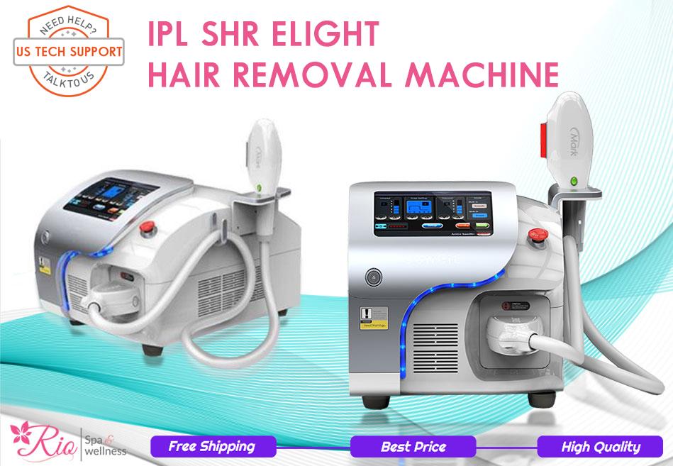 Ipl Shr German Laser Technology Ipl Shr Ssr Hair Removal Machine